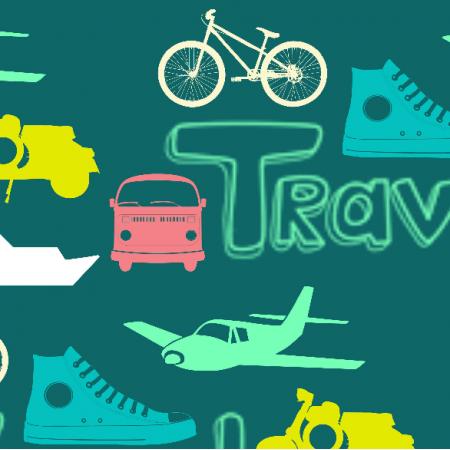 Fabric 7008 | Travel