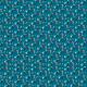 Fabric 7138 | kaktusowe indygo