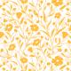 Tkanina 7178 | flowers yellow