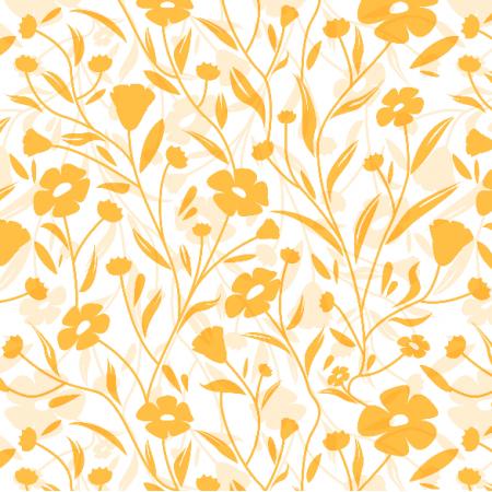 7178 | kwiaty lnu żłote