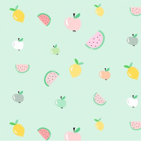 Fabric 7182 | Owoce