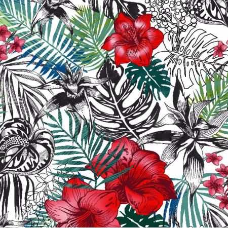 Fabric 7336 | Tropical-20