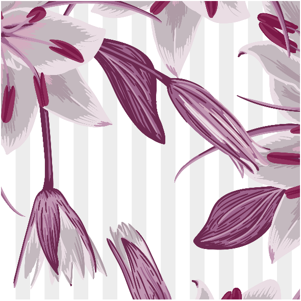 Tkanina 7513 | floral-004
