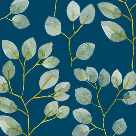 Tkanina 7608 | zieleń 3b