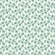 Tkanina 7985 | palmy wodne zielone