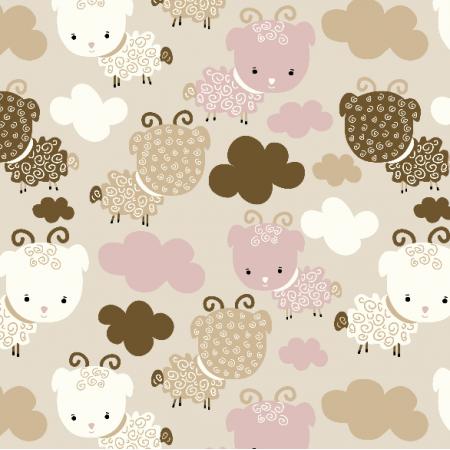 Fabric 8000 | Owieczki
