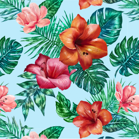 Fabric 8044 | tropical-8
