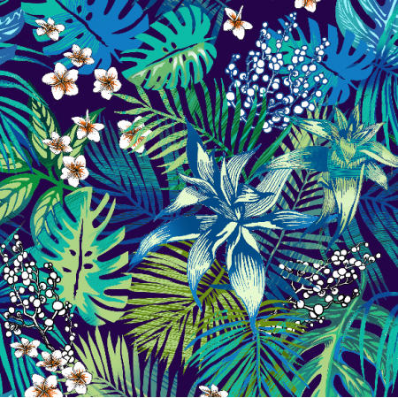 Fabric 8056 | tropical-9
