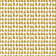 Fabric 8436 | gruszki 2