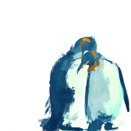 Fabric 1030 | penguins