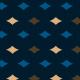 Tkanina 8565 | Diamond navy gladki