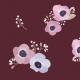 Tkanina 8756 | olive garden kwiaty