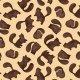 Tkanina 8888 | koty brązowe