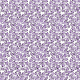 Tkanina 8889 | listki różowe