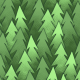 Tkanina 8891 | zielony las