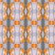 Fabric 8929 |  ORANGE