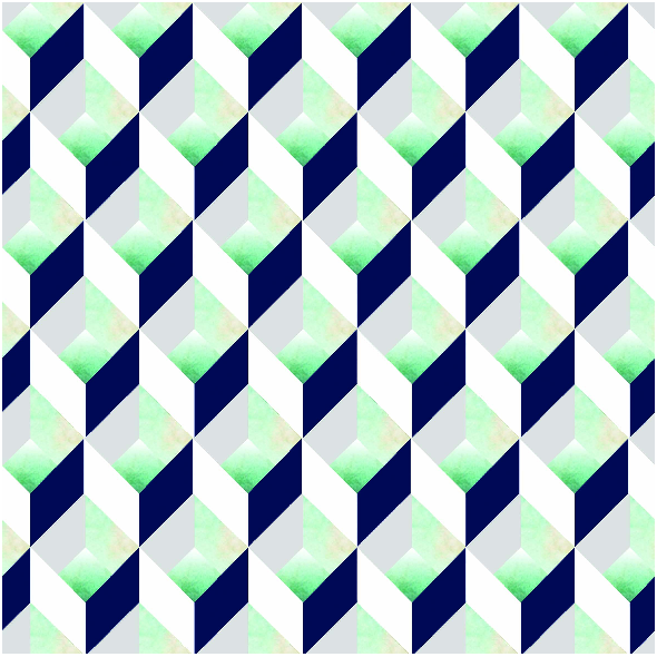 Fabric 8942 | Hexa morski