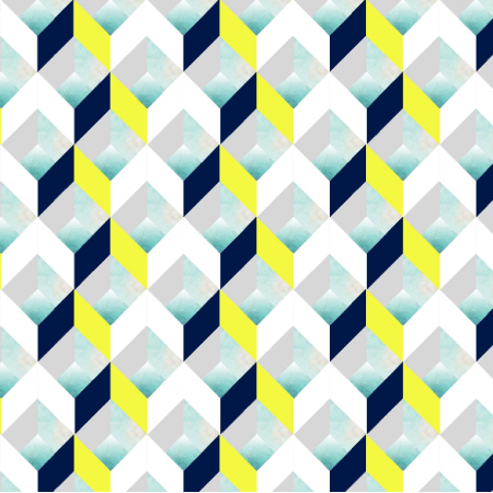 Fabric 9059 | hexa yell