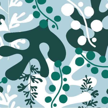 Fabric 9231 | Koralowce