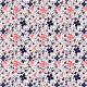 Tkanina 9242 | Kaori kwiatowa łąka