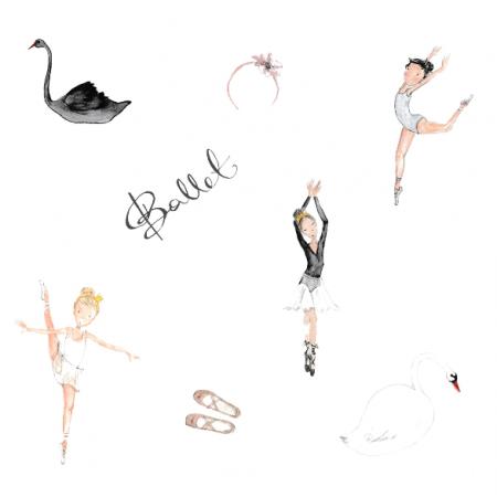 Tkanina 9380 | ballet
