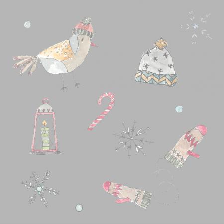 Fabric 9381 | winter