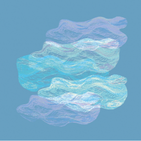 Fabric 9393 | CLOUDS