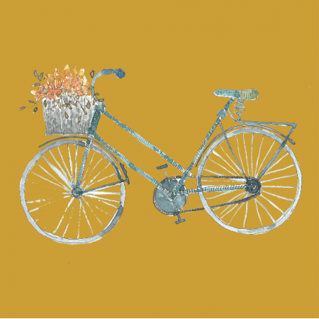 Fabric 9496 | bike