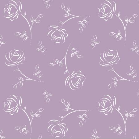 Fabric 9574 | różyczki pudrowe
