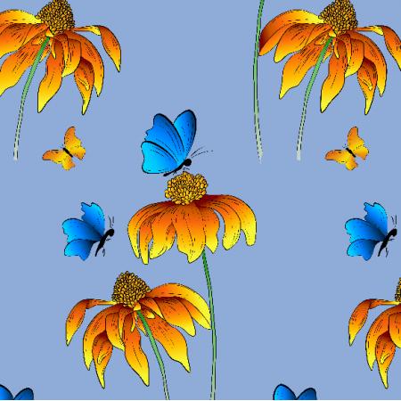 OgróD. Niebieski