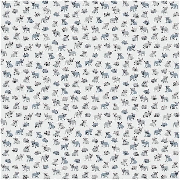 9584 | Buldożki Szare I