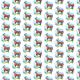 Fabric 9628 | Horse