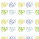 Tkanina 9629 | HAPPY ELEPHANTS0