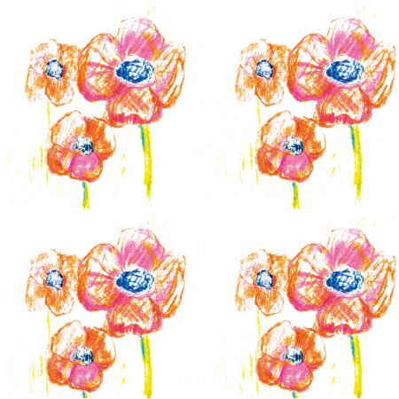 Fabric 9630 | Flowers