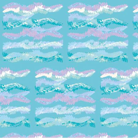 Fabric 9637 | THE SEA