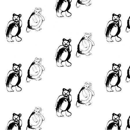 Fabric 9640 | SWEET BEARS