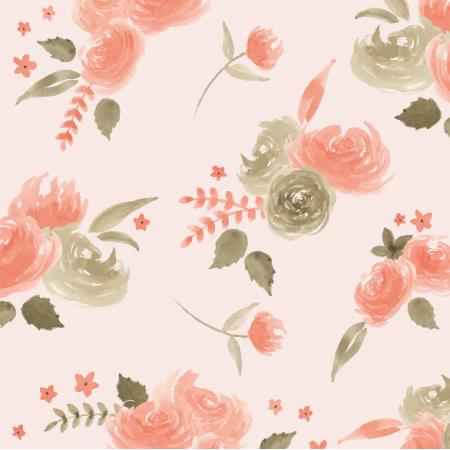 9665   Orange Roses