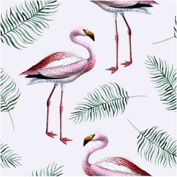 Fabric 9771 | FLamingo