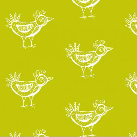 9793 | BIRD - green