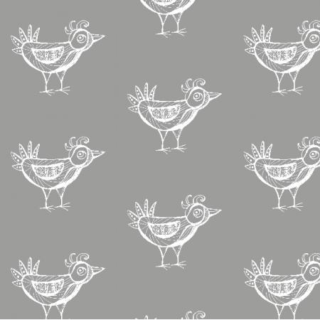 9800 | BIRD - grey