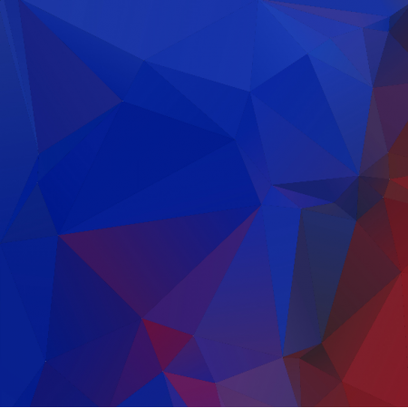 Tkanina 9805 | cobalt and red