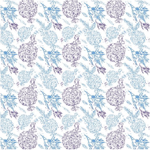 9818   suculents blue