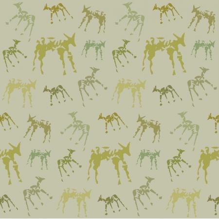 Tkanina 9823 | Animals 4