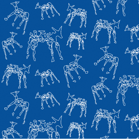 Fabric 9829 | Animals 10