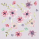 Fabric 9844 | spring flowers