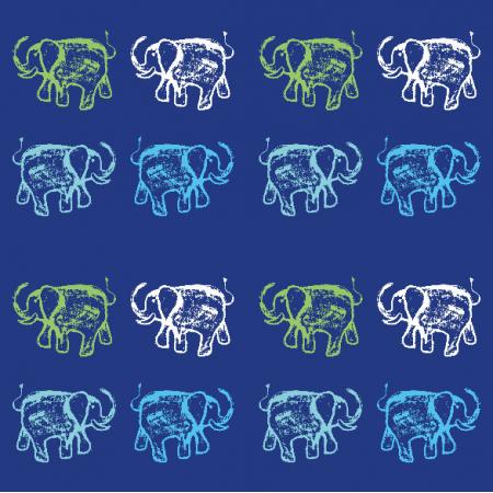 9857 | HAPPY ELEPHANTS - 2