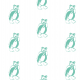 Tkanina 9880 | mint BEAR