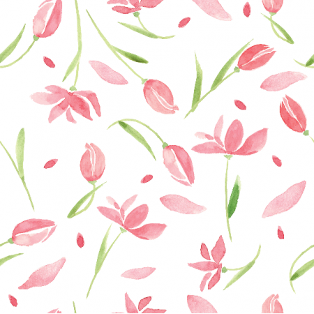 Fabric 9889 | Tulip dream