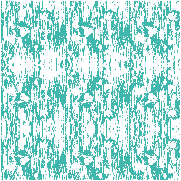 Fabric 9897 | Abstract mint and white
