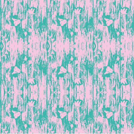 Tkanina 9898 | Abstract mint and pink